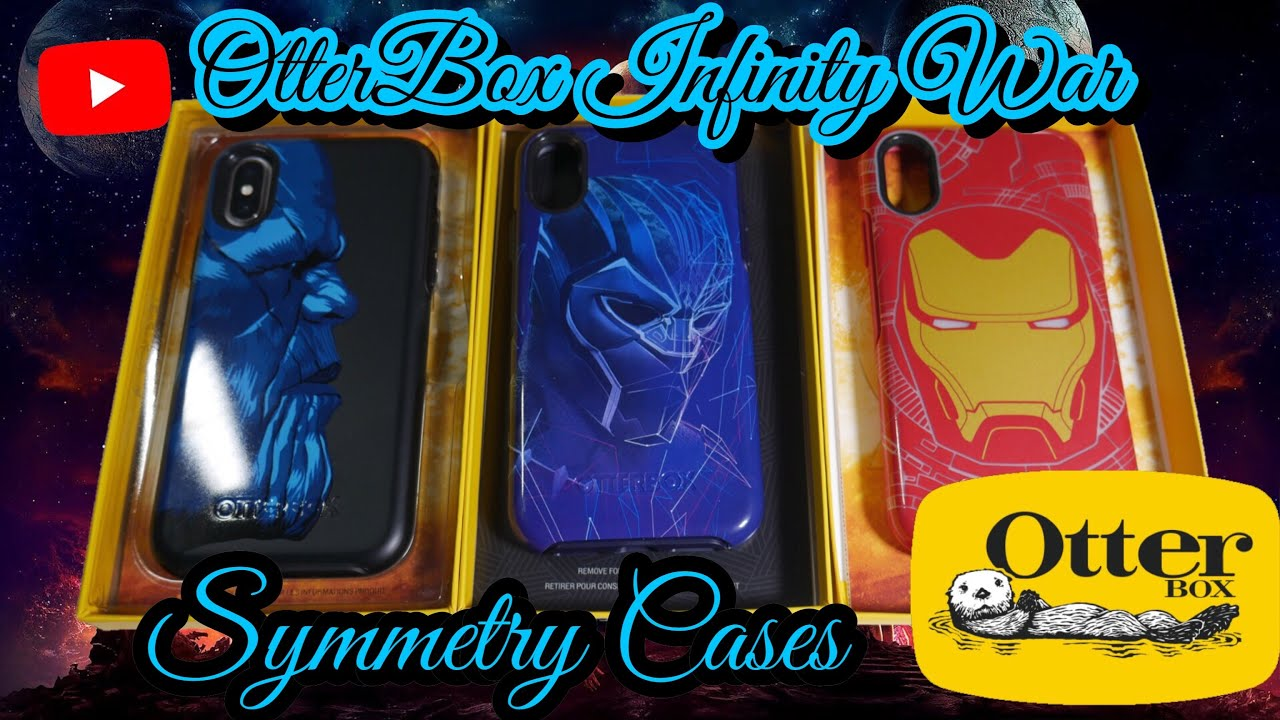 the best attitude 621d1 89b52 Otterbox Marvel Avengers Infinity War Symmetry Cases! A Must Have For The  Marvel Universe!