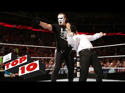 Top 10 WWE Raw moments: March 16, 2015