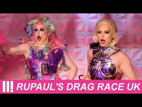 Supercut: Lip Syncs Of Season One | RuPaul's Drag Race UK
