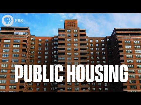 Why Do We Have Housing Projects?