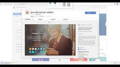 Bitcoin (BTC)- Easy Wallet Setup - Jaxx Wallet (Google Chrome Extension)