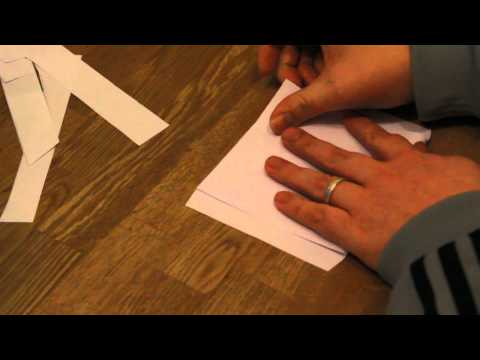 How to make a cd dvd paper sleeve with cover.. Downloadlink for the Template is in the description