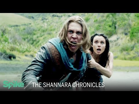 Official Trailer | The Shannara Chronicles: Now On Spike TV