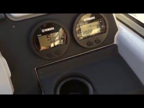 YAMAHA 200 outboard, RPM problem, up to 3500, fuel pipe incorrect installation 2