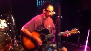 2011年8月24日、難波Meleでのライブ。