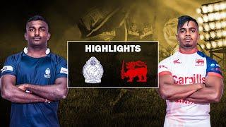 Match Highlights - Police SC v Kandy SC DRL 2018/19 #38