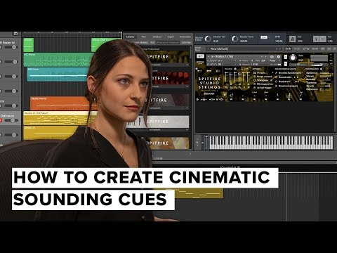 Simple Ways To Create A Cinematic Sound Using Eric Whitacre Choir Albion One & More