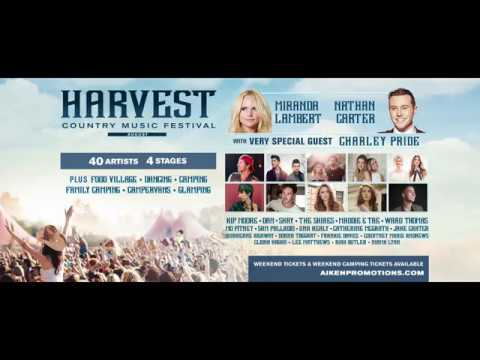 Harvest Country Music Festival - 26 & 27 August 2017