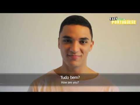Tiếng Bồ Đào Nha bài 1