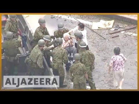 🇯🇵 Survivors of devastating Japan floods express shock | Al Jazeera English