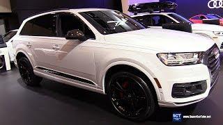 2019 Audi Q7 55 TSFI Quattro - Exterior and Interior Walkaround - 2019 Montreal Auto Show