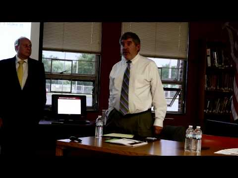 Study of Smith Vocational and Agricultural Governance and Financial Structure 6/17/15