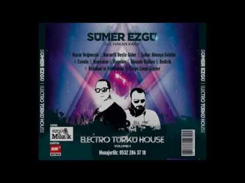 SÜMER EZGÜ feat.HAKAN KARA [ ELECTRO TÜRKÜ HOUSE ] VOL.1 TEASER 1