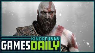 God of War: Modern Masterpiece? - Kinda Funny Games Daily 04.12.18