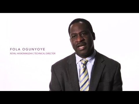 ICE Talks: Getting Chartered - Fola Ogunyoye