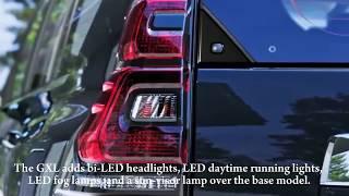 2018 Toyota Land Cruiser Prado – New 2018 Toyota Land Cruiser Prado Interior, Exterices and Specs