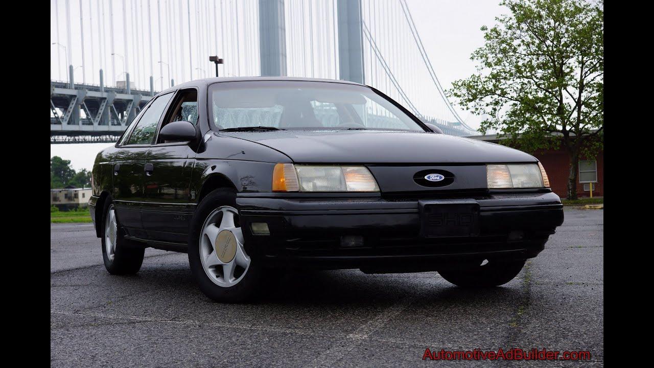 Ford Taurus Sho Plus Yamaha   Dohc V Hp
