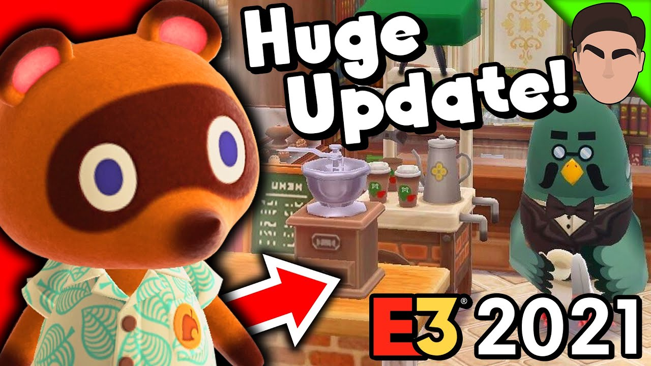 What to expect for Animal Crossing New Horizons Update E3 Trailer!