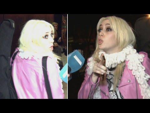 La insólita reacción de Militta Bora tras su descompensación en el Bailando: insultó a un periodista