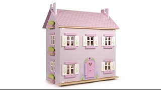 Le Toy Van Domek Dla Lalek 'lavender House' : Montaż