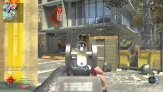 New First Strike DLC Map Gameplay! Black Ops Commando on Stadium (COD BO1 Multiplayer)