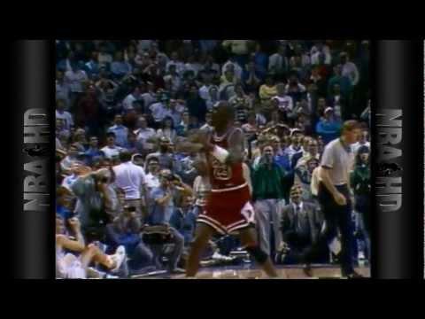 Michael Jordan's Top 10 Plays: Career Playoffs