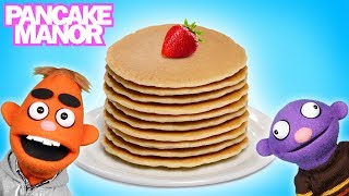 Pancake Party | Song for Kids | Pancake Manor