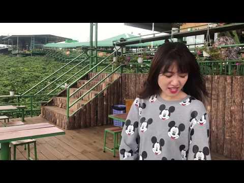 Hari Won Và Em Chồng Huỳnh Uyển Ân Uống Cafe Chồn Tại Đà Lạt