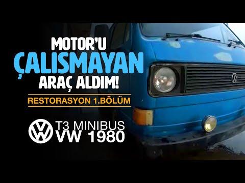 I got the VolksWagen-T3 !!! Will it work? RV - VLOG