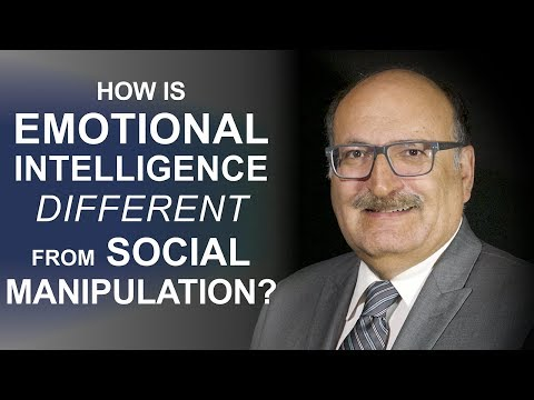 EI Minute 4x03 – How Is Emotional Intelligence Different From Social Manipulation?
