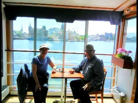 Len and Diana Nasman visit the Nordic Countries
