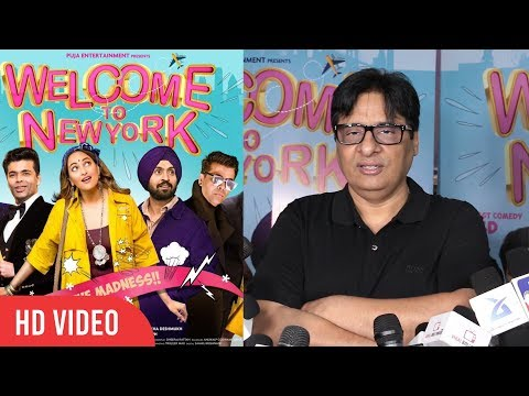 Vashu Bhagnani At Welcome To New York Special Screening   Viralbollywood