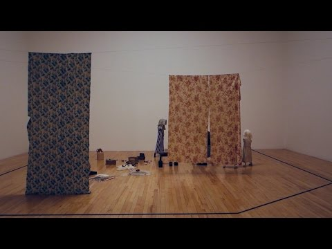 Cathy Wilkes - untitled (Possil, At Last) - Tate Britain - London - September 2016