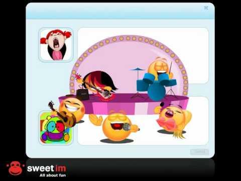 emoticons para msn sweetim