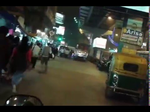 Dum Dum Nagerbazar - Road & Traffic Condition near Dumdum Nager Bazar, Kolkata