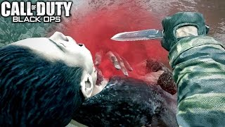 Call of Duty Black Ops Gameplay Veteran Mission