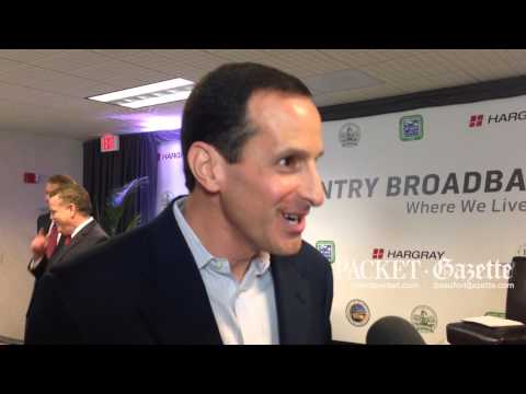 Hargray CEO Explains Company's Plan For New Gigabit Internet Service