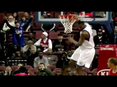 Thaddeus Young 2010-11 Season TOP 10 Plays