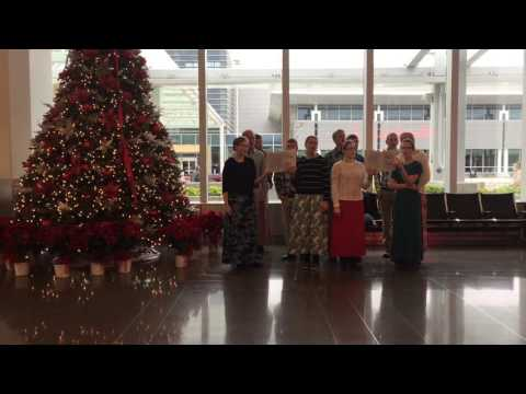 """""""Away in a Manger"""" by Plainview Mennonite Church"""