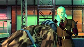 Metal Gear Solid 2: Sons of Liberty HD - Gameplay - Part 11 (No Commentary)