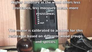 Moisture Meter Primer - In Woodworking, Wood Moisture Testing Is Important Air Dried Or Kiln Dried