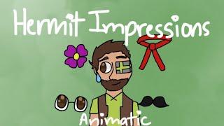 Iskall's Hermit Impressions- ANIMATIC