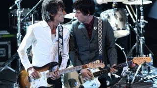Johnny Marr & Ronnie Wood -