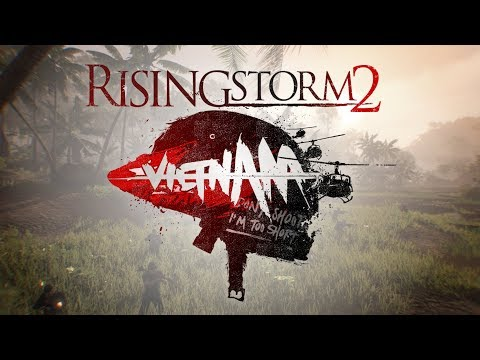 IRÁNY VIETNÁM - Rising Storm 2: Vietnam LiVE 🌴😬🌴