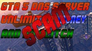 GTA 5:DNS SERVER/PATCH 1.09 SCAM *NEW*