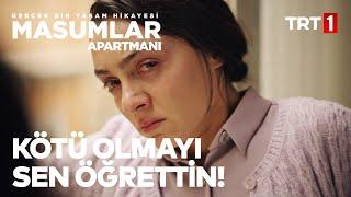 Bu Kadar Kötü Olmayı Sen Öğrettin Bana! | Masumlar Apartmanı 9. Bölüm