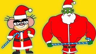 Rat A Tat Mouse Santa Hulk Santaclaus Christmas Cartoons Chotoonz Kids Funny Cartoon Videos