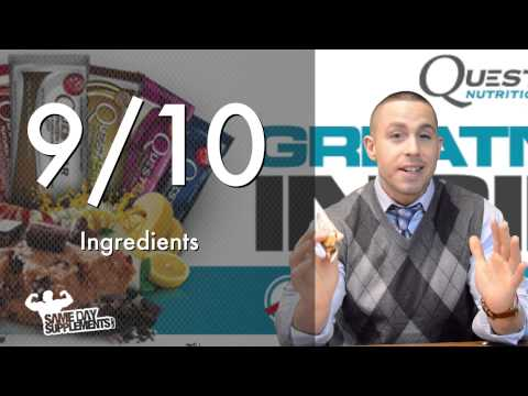 Quest Bars By Quest Nutrition Review Protein Bars