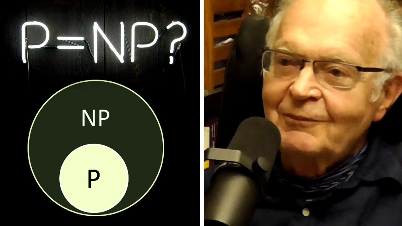 Donald Knuth: P=NP | AI Podcast Clips