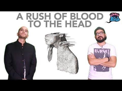 COLDPLAY (A RUSH OF BLOOD TO THE HEAD) - HISTERIA DE LA MÚSICA